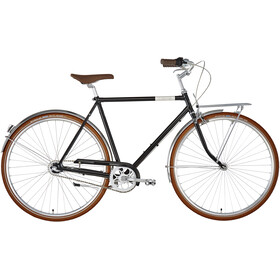 Creme Caferacer Uno Homme, classic black